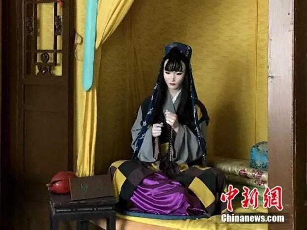 Hãi hùng nhìn Trung Quốc bảo tồn một bộ phim kinh điển theo phong cách kinh dị! - Ảnh 7.