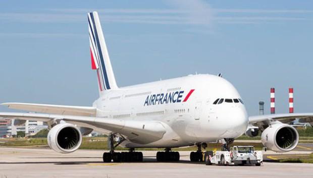 Máy bay Pháp chở hơn 500 hành khách bỗng nổ một động cơ giữa không trung - Ảnh 1.