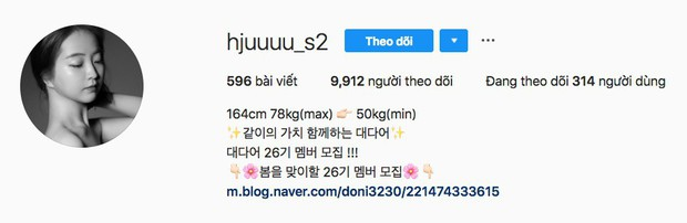 Từ 78kg xuống 50kg chỉ sau 4 tháng, cô gái Hàn Quốc gây bất ngờ vì kế hoạch giảm cân quá đơn giản - Ảnh 1.