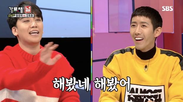 Nhờ loạt bê bối của Seungri, Kwang Hee bỗng nổi lên như một idol làm thước đo của nhân cách vàng - Ảnh 1.