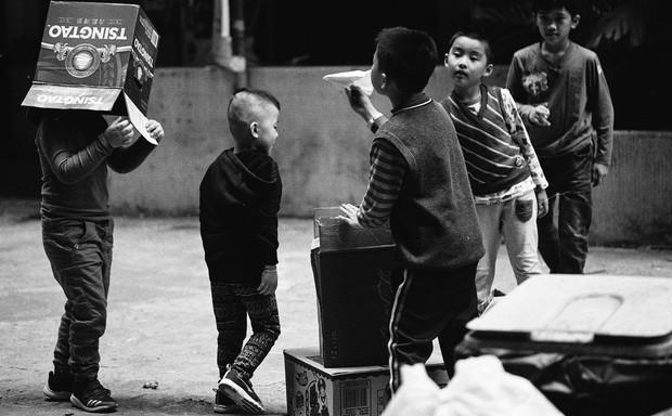 Có một Hong Kong tràn ngập mĩ cảm điện ảnh qua lăng kính của nhiếp ảnh gia người Đài Loan - Ảnh 7.