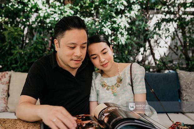 Cách kỷ niệm 3 năm ngày cưới đơn giản nhưng vẫn đầy ngọt ngào của Đinh Ngọc Diệp và Victor Vũ - Ảnh 4.