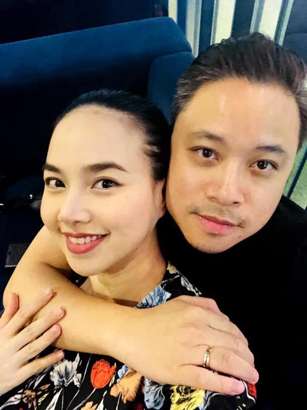 Cách kỷ niệm 3 năm ngày cưới đơn giản nhưng vẫn đầy ngọt ngào của Đinh Ngọc Diệp và Victor Vũ - Ảnh 3.