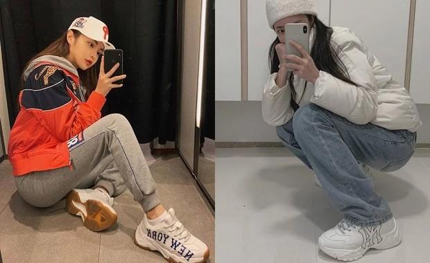 """4 đôi sneaker """"thô kệch"""" được giới trẻ Hàn sắm ầm ầm mà đảm bảo ai cũng thích mê - Ảnh 3."""