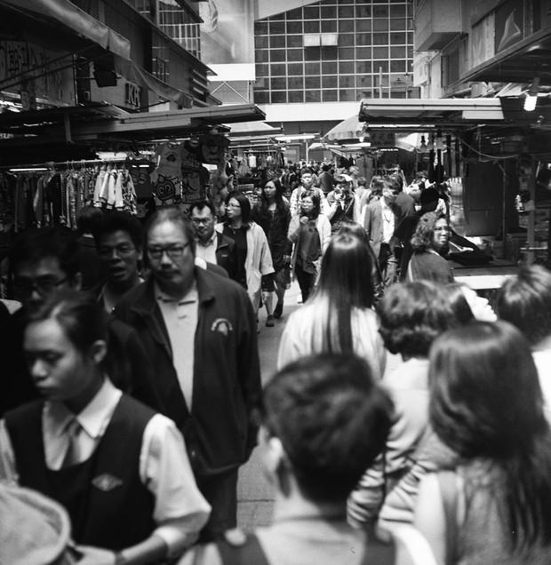 Có một Hong Kong tràn ngập mĩ cảm điện ảnh qua lăng kính của nhiếp ảnh gia người Đài Loan - Ảnh 4.