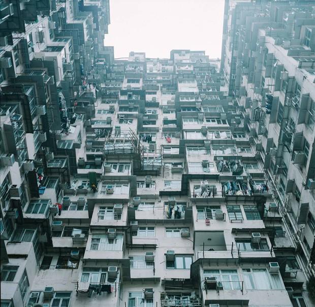 Có một Hong Kong tràn ngập mĩ cảm điện ảnh qua lăng kính của nhiếp ảnh gia người Đài Loan - Ảnh 6.