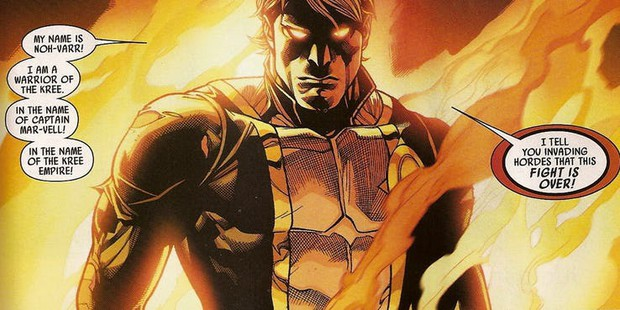 Mỏi mắt soi 11 chi tiết thú vị được cài cắm trong Captain Marvel - Ảnh 11.