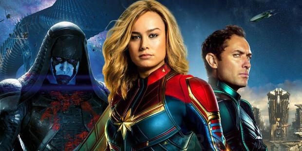 Mỏi mắt soi 11 chi tiết thú vị được cài cắm trong Captain Marvel - Ảnh 7.