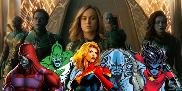 Fan Captain Marvel sẽ kêu gào vì phim thay đổi quá nhiều so với nguyên tác - Ảnh 5.