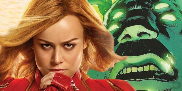 Mỏi mắt soi 11 chi tiết thú vị được cài cắm trong Captain Marvel - Ảnh 2.