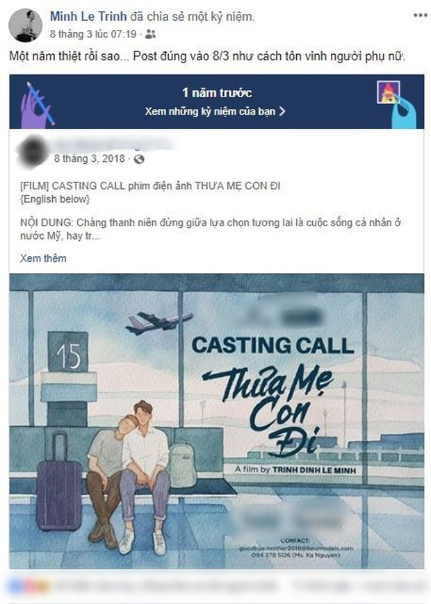 Sau Song Lang, Việt Nam sắp có thêm một phim đam mỹ ra mắt năm nay? - Ảnh 3.