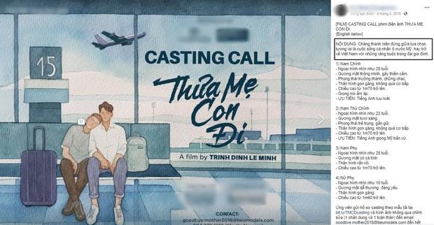 Sau Song Lang, Việt Nam sắp có thêm một phim đam mỹ ra mắt năm nay? - Ảnh 6.