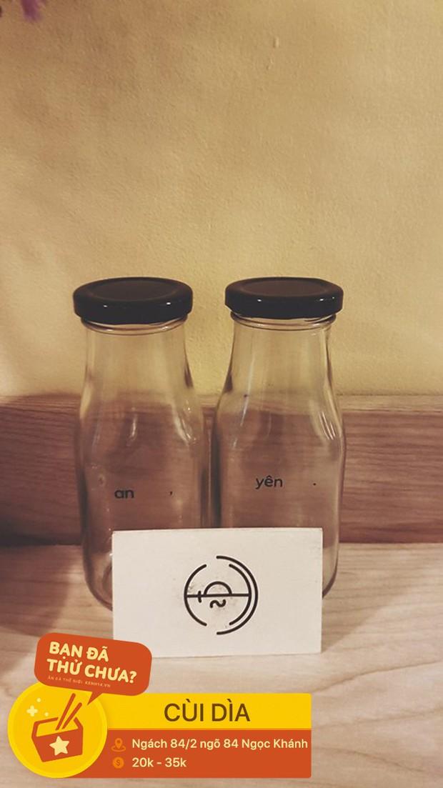 Mang bình đi uống nước để được giảm giá: trào lưu bảo vệ môi trường đang xuất hiện ở nhiều quán đồ uống tại Hà Nội - Ảnh 10.