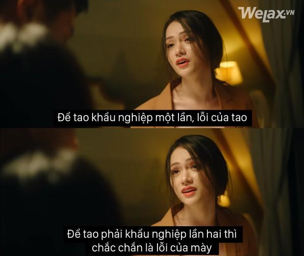 Hoa hậu Hương Giang vừa để lại một triết lý sắc bén: lần một thì là lỗi của tôi, lần hai thì chắc chắn lỗi tại bạn! - Ảnh 2.