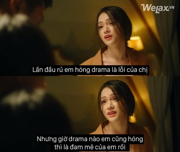 Hoa hậu Hương Giang vừa để lại một triết lý sắc bén: lần một thì là lỗi của tôi, lần hai thì chắc chắn lỗi tại bạn! - Ảnh 3.