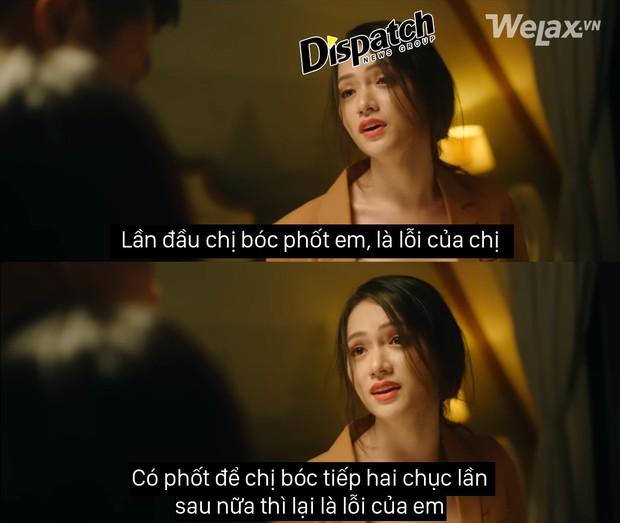 Hoa hậu Hương Giang vừa để lại một triết lý sắc bén: lần một thì là lỗi của tôi, lần hai thì chắc chắn lỗi tại bạn! - Ảnh 4.