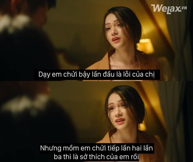 Hoa hậu Hương Giang vừa để lại một triết lý sắc bén: lần một thì là lỗi của tôi, lần hai thì chắc chắn lỗi tại bạn! - Ảnh 5.