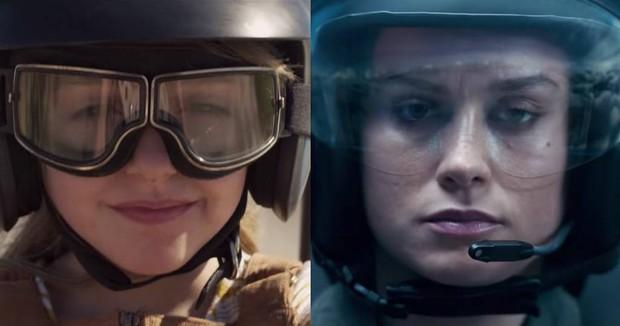 Captain Marvel bản thiếu nhi Mckenna Grace - Sao nhí có khuôn mặt giống vạn người, góp vai toàn phim Hollywood đình đám - Ảnh 2.