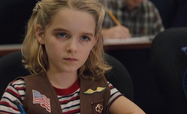 Captain Marvel bản thiếu nhi Mckenna Grace - Sao nhí có khuôn mặt giống vạn người, góp vai toàn phim Hollywood đình đám - Ảnh 1.