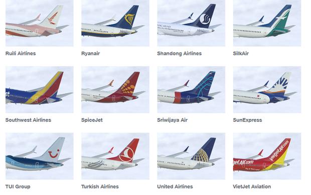 Những hãng hàng không nào trên thế giới sử dụng nhiều nhất Boeing 737 Max - nghi phạm gây ra 2 vụ tai nạn thảm khốc chỉ trong vài tháng? - Ảnh 2.