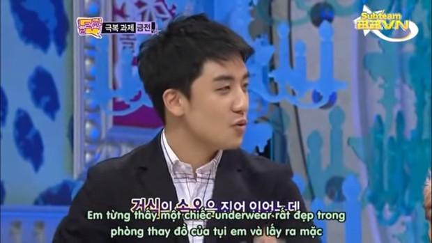 Seungri đã từng là thánh giải trí trên truyền hình như thế nào? - Ảnh 13.