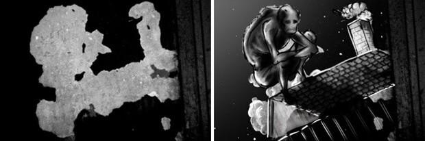 Trải qua ảo giác khuôn mặt Pareidolia ở mọi nơi, họa sĩ Nga bèn vẽ lại cho mọi người cùng xem - Ảnh 17.