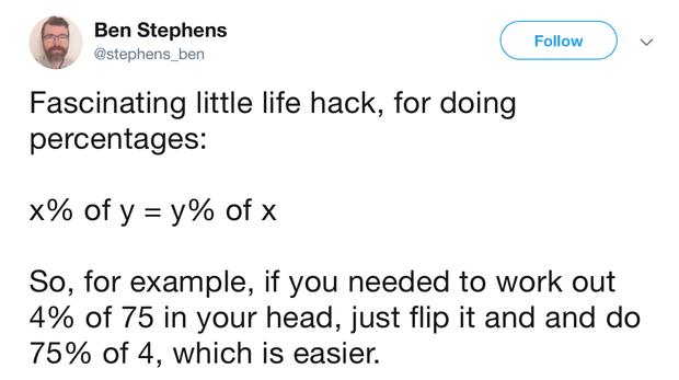 Công thức toán hack não, hack cả cuộc sống này đang khiến cộng đồng mạng chao đảo - Ảnh 2.