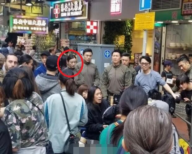Hot tại Trung Quốc là vậy nhưng Nghê Ni lại bị... ngó lơ khi đóng phim ở Hong Kong - Ảnh 5.