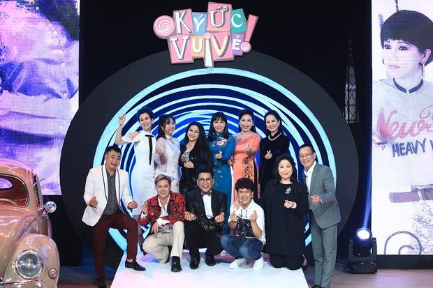 Lan Hương, Hồng Vân - 2 bà mẹ đáng sợ nhất màn ảnh Việt hội ngộ trên truyền hình - Ảnh 1.
