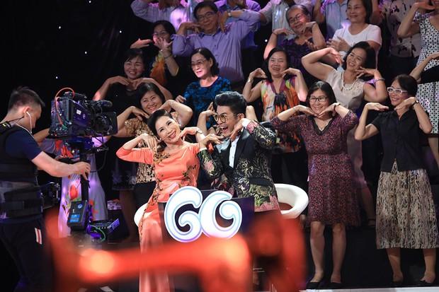 Lan Hương, Hồng Vân - 2 bà mẹ đáng sợ nhất màn ảnh Việt hội ngộ trên truyền hình - Ảnh 4.