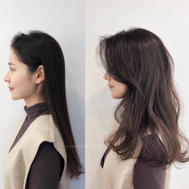 Xoăn sóng lơi: Kiểu tóc xoăn gợn nhẹ siêu tự nhiên, chẳng cần nhuộm mà vẫn trẻ, xinh hết nấc - Ảnh 3.
