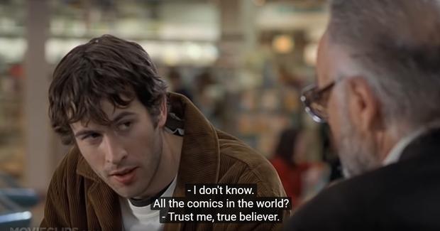 Vai diễn khách mời cảm động của Stan Lee trong Captain Marvel đã được thực hiện như thế nào? - Ảnh 3.