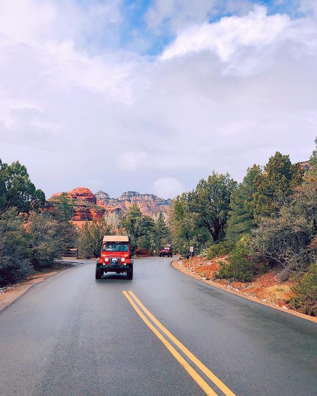 Không chỉ đẹp mắt, địa điểm Châu Bùi vừa check-in trên Instagram còn được mệnh danh là sân sau của giới thượng lưu Hollywood  - Ảnh 8.