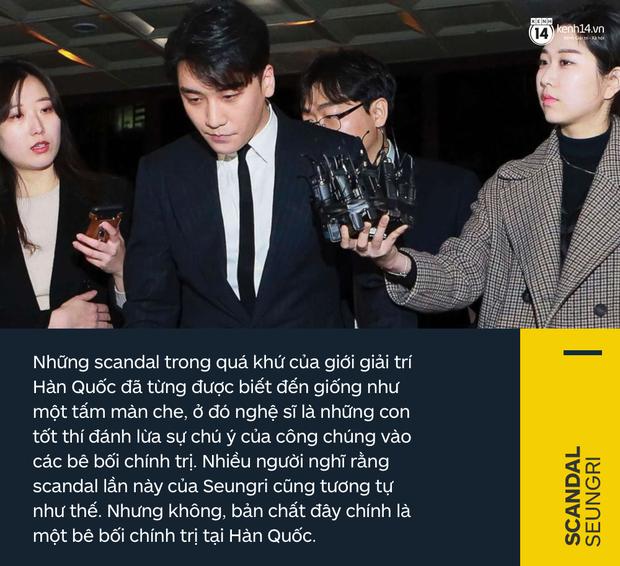 Không đơn giản chỉ là scandal trong giới giải trí, bê bối của Seungri lớn tới mức làm rung chuyển cả xã hội Hàn Quốc - Ảnh 8.