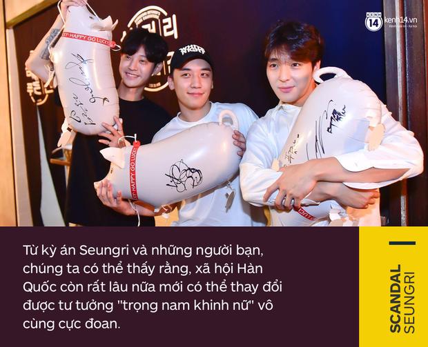 Không đơn giản chỉ là scandal trong giới giải trí, bê bối của Seungri lớn tới mức làm rung chuyển cả xã hội Hàn Quốc - Ảnh 4.