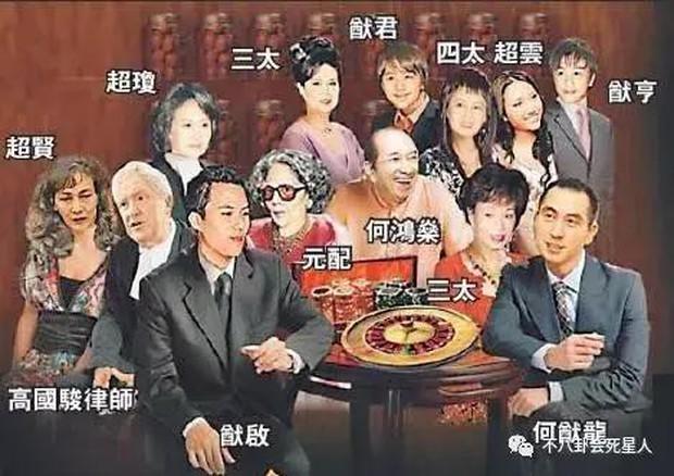 Thâm cung nội chiến phiên bản vua sòng bài Macau: 4 bà vợ tranh từng hào, 17 người con tài giỏi đi liền với tai tiếng - Ảnh 13.