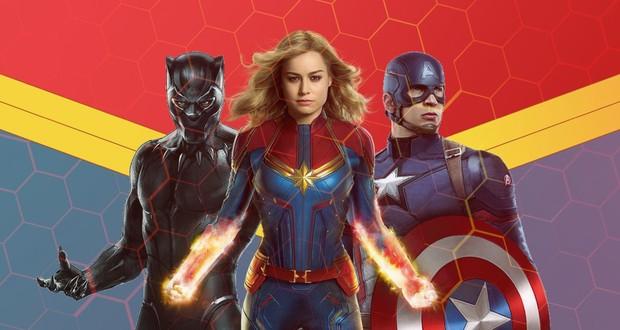 Cục diện các siêu anh hùng trong Endgame đã thay đổi ra sao sau cái kết của Captain Marvel? - Ảnh 2.