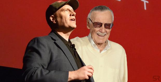 Vai diễn khách mời cảm động của Stan Lee trong Captain Marvel đã được thực hiện như thế nào? - Ảnh 4.