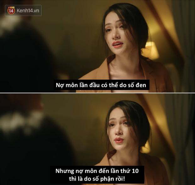 Nói 1 câu đắt giá trong MV mới, Hương Giang lập tức trở thành cảm hứng chế cực lầy của dân mạng - Ảnh 2.