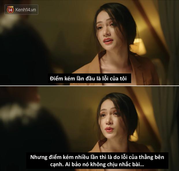 Nói 1 câu đắt giá trong MV mới, Hương Giang lập tức trở thành cảm hứng chế cực lầy của dân mạng - Ảnh 10.