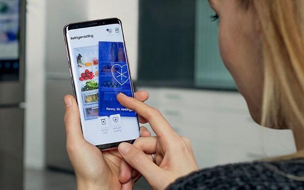 Hội FA chắc sẽ sướng rơn: Samsung có ứng dụng hẹn hò theo... thành phần tủ lạnh của bạn - Ảnh 3.