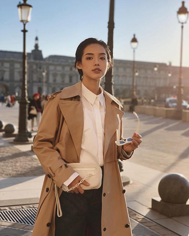 Từ ca sĩ, hot girl cho đến hội rich kids, ai cũng đổ xô đến Paris check-in nhiệt tình trong những ngày vừa qua - Ảnh 9.