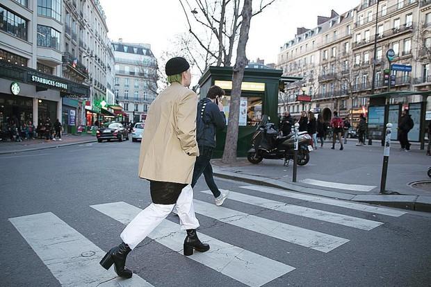 Từ ca sĩ, hot girl cho đến hội rich kids, ai cũng đổ xô đến Paris check-in nhiệt tình trong những ngày vừa qua - Ảnh 25.
