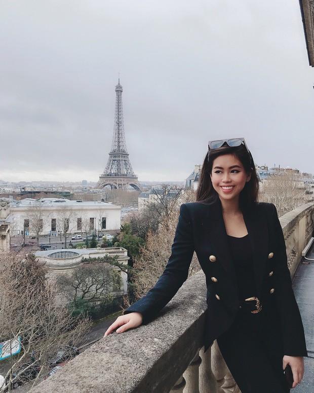 Từ ca sĩ, hot girl cho đến hội rich kids, ai cũng đổ xô đến Paris check-in nhiệt tình trong những ngày vừa qua - Ảnh 18.