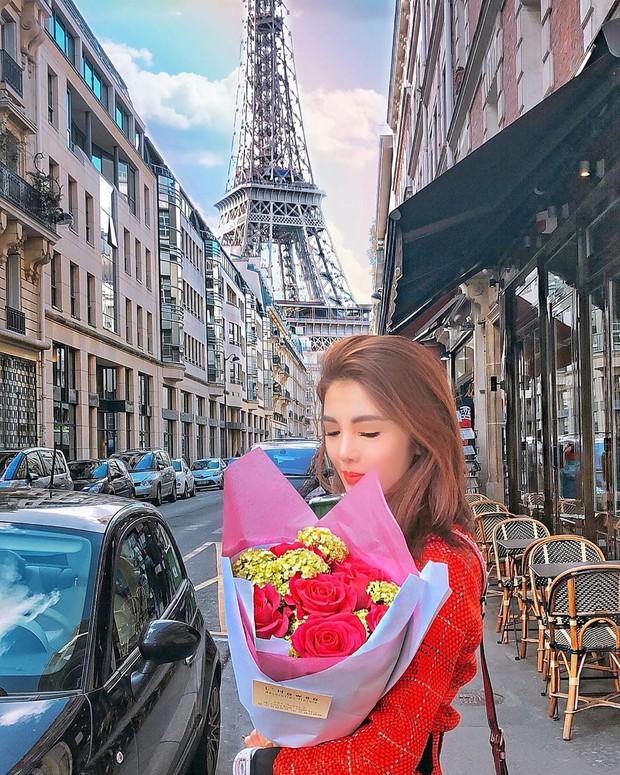 Từ ca sĩ, hot girl cho đến hội rich kids, ai cũng đổ xô đến Paris check-in nhiệt tình trong những ngày vừa qua - Ảnh 15.