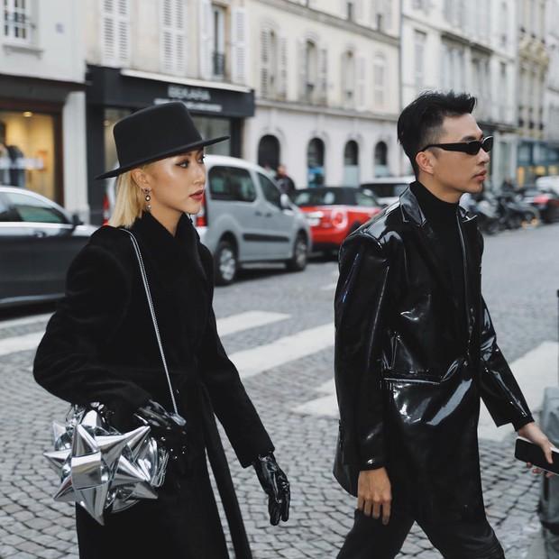 Từ ca sĩ, hot girl cho đến hội rich kids, ai cũng đổ xô đến Paris check-in nhiệt tình trong những ngày vừa qua - Ảnh 21.