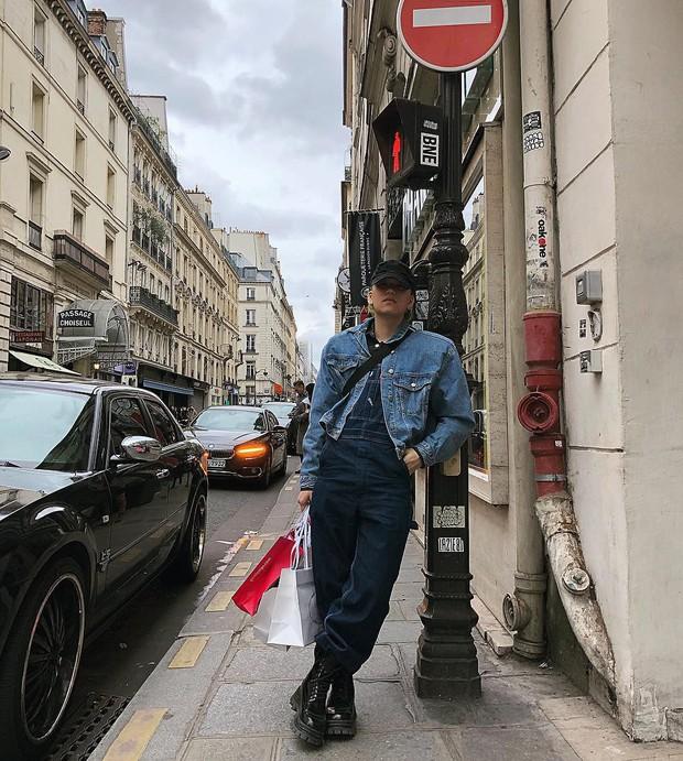 Từ ca sĩ, hot girl cho đến hội rich kids, ai cũng đổ xô đến Paris check-in nhiệt tình trong những ngày vừa qua - Ảnh 24.