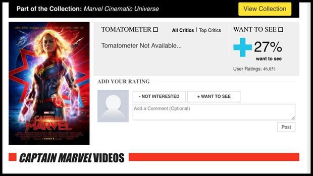Bất chấp phim nhạt nhẽo, những cái đầu đầy sạn ở Disney vẫn đủ chiêu trò bảo vệ Captain Marvel - Ảnh 3.