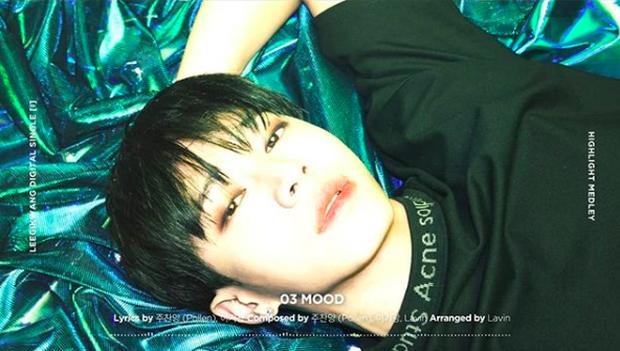 Mặc Junhyung rời nhóm, thành viên này của Highlight vẫn thản nhiên tung teaser cho màn comeback solo - Ảnh 5.