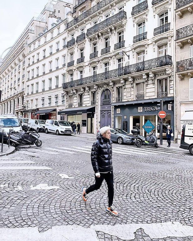 Từ ca sĩ, hot girl cho đến hội rich kids, ai cũng đổ xô đến Paris check-in nhiệt tình trong những ngày vừa qua - Ảnh 2.